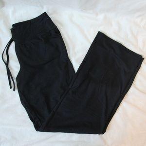 Champion Relaxed Fit Yoga Pants Drawstring Waist